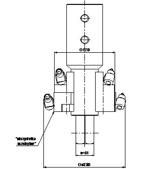 wiertnice_poziome_glowica_widiowa_gwk_rysunek_techniczny
